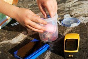 Geocaching, GPS und Krimitouren